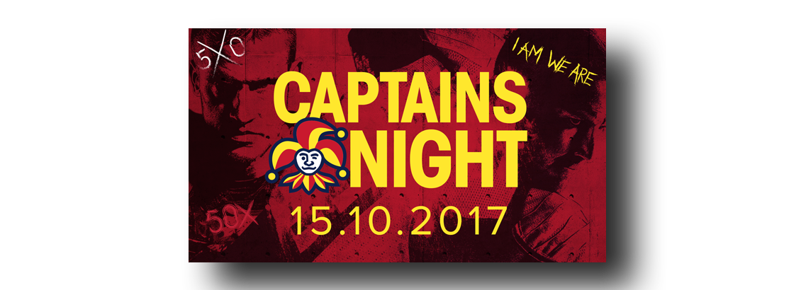 Captains Night sunnuntaina